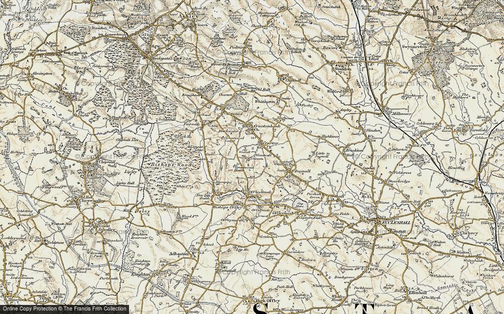 Woodwall Green, 1902
