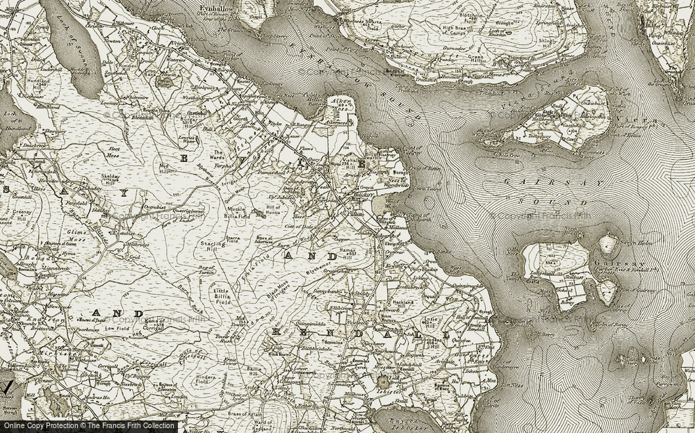 Woodwick, 1911-1912