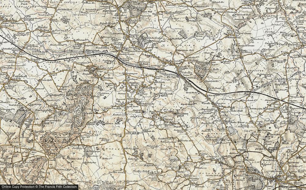 Woodworth Green, 1902-1903