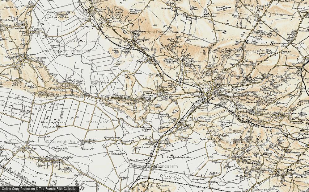 Wookey, 1899