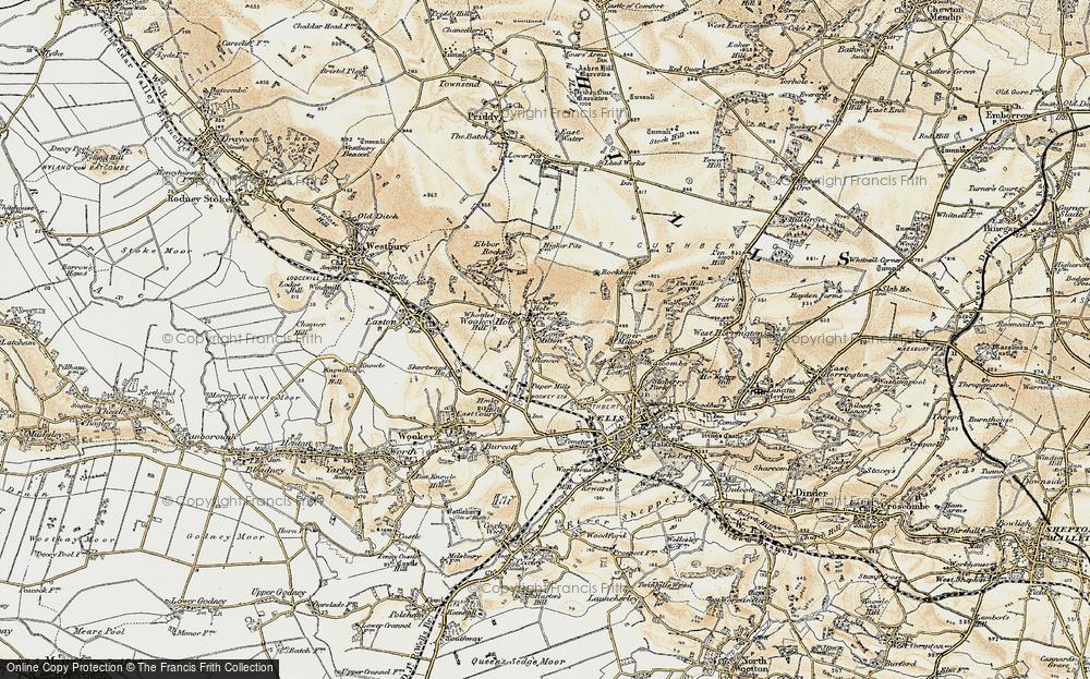 Wookey Hole, 1899