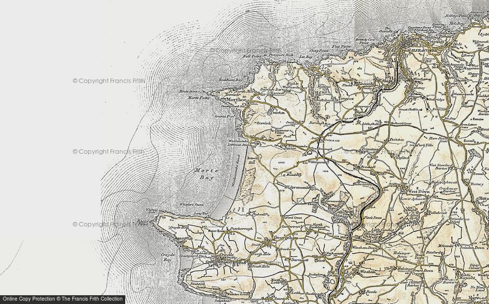 Woolacombe, 1900