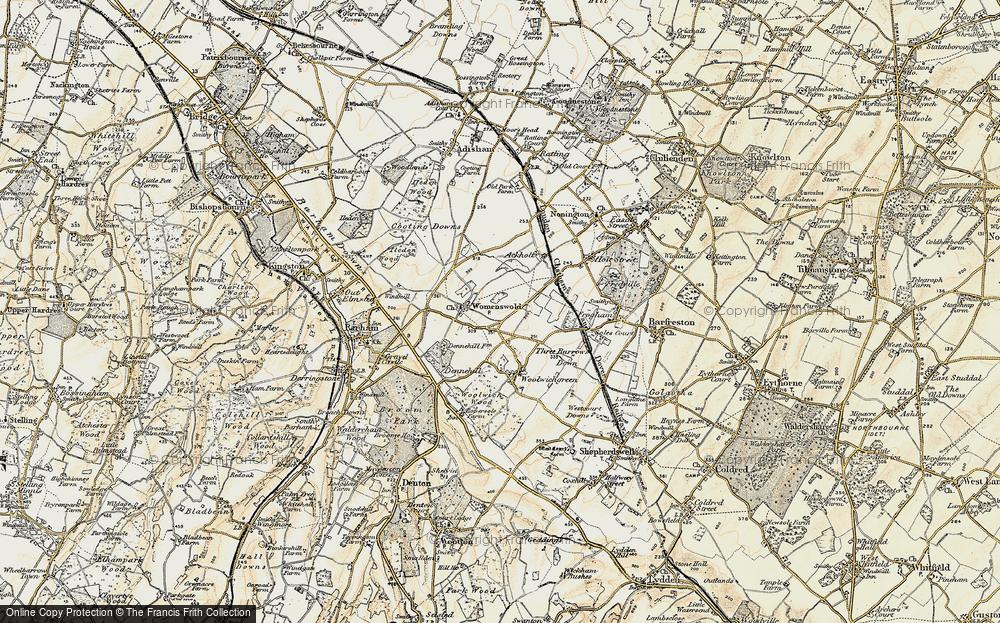 Woolage Village, 1898-1899