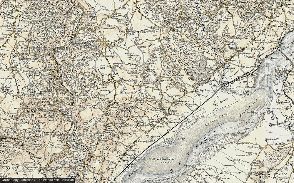 Woolaston Common, 1899-1900