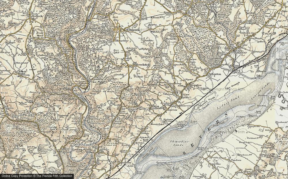 Woolaston Woodside, 1899-1900