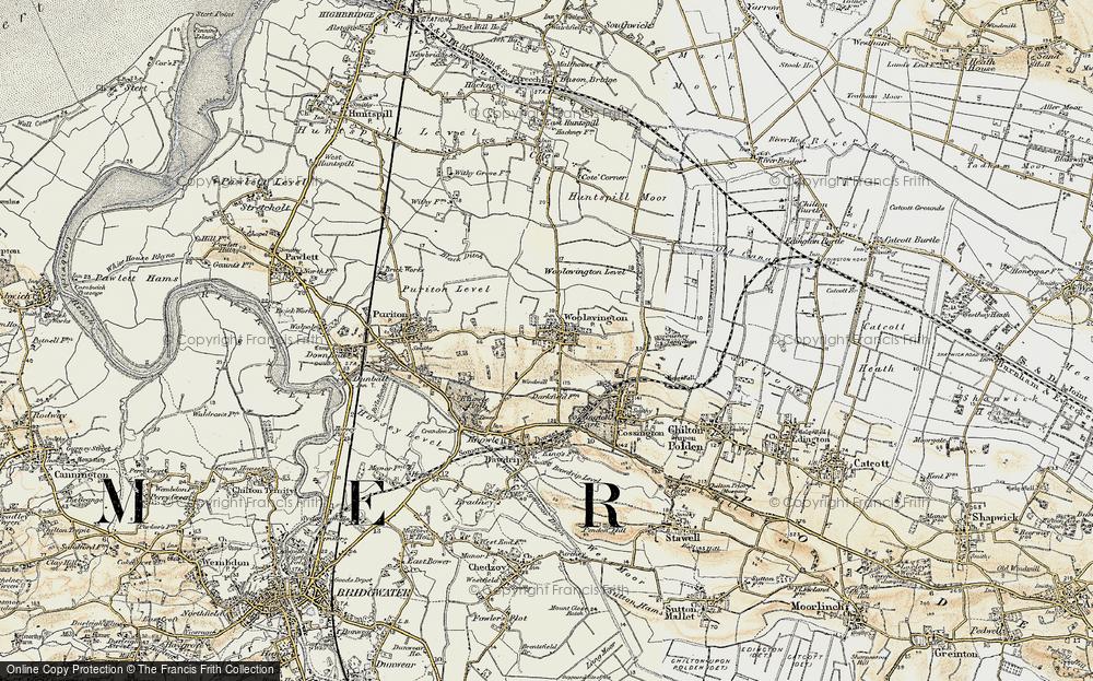 Woolavington, 1898-1900