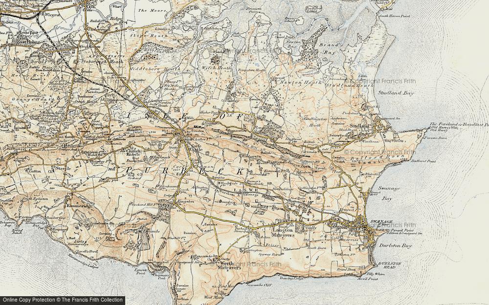 Woolgarston, 1899-1909