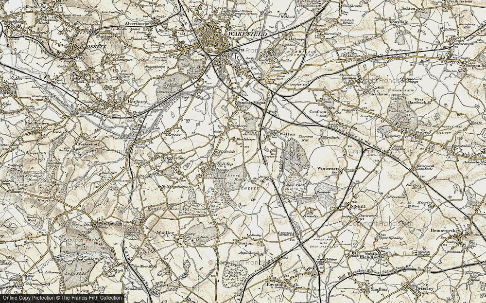 Woolgreaves, 1903