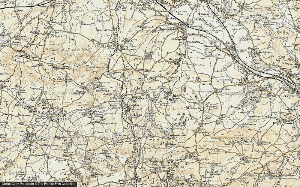 Woollard, 1899