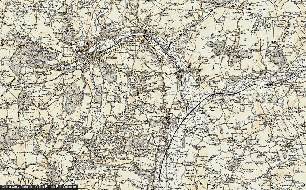 Woollensbrook, 1898