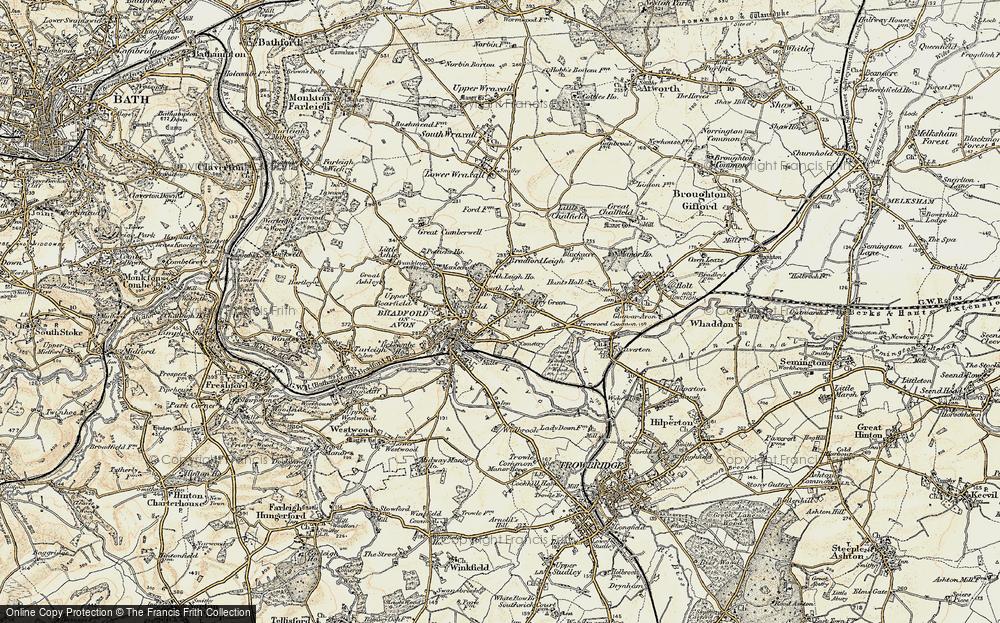 Woolley, 1898-1899
