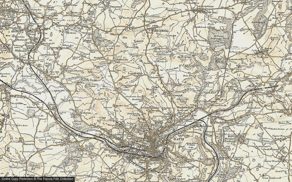 Woolley, 1899