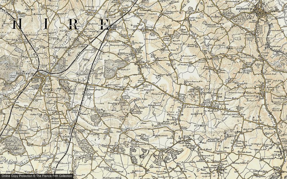 Woolmere Green, 1899-1902