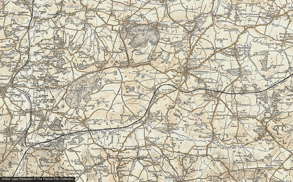 Woolminstone, 1898-1899
