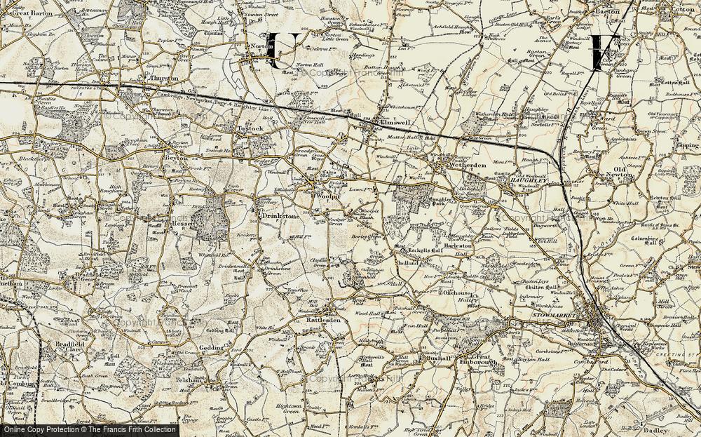 Woolpit Heath, 1899-1901