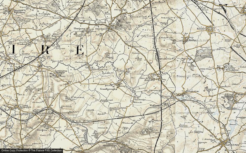 Woolscott, 1901
