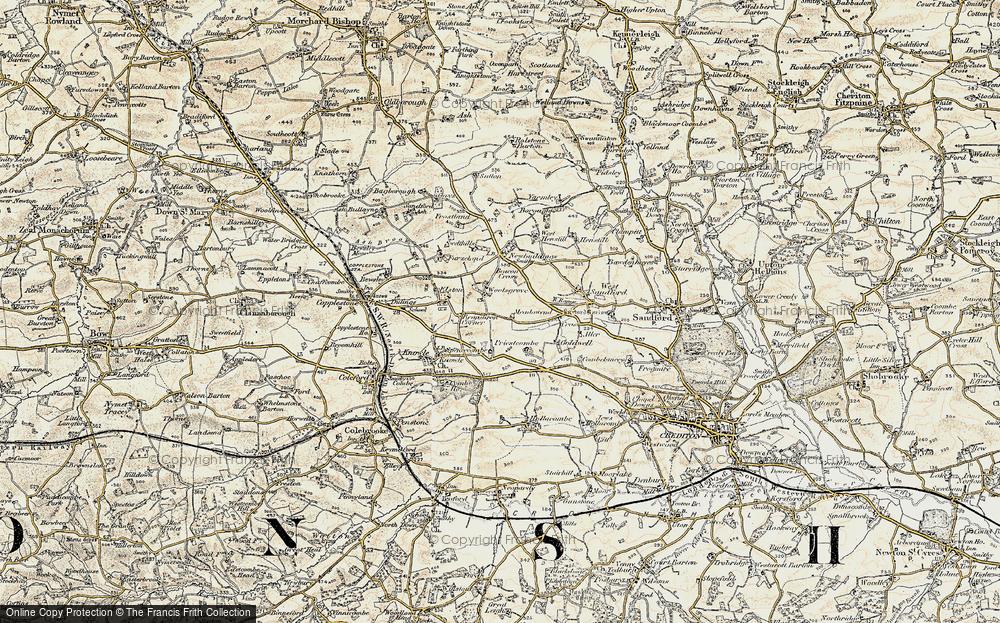 Woolsgrove, 1899-1900
