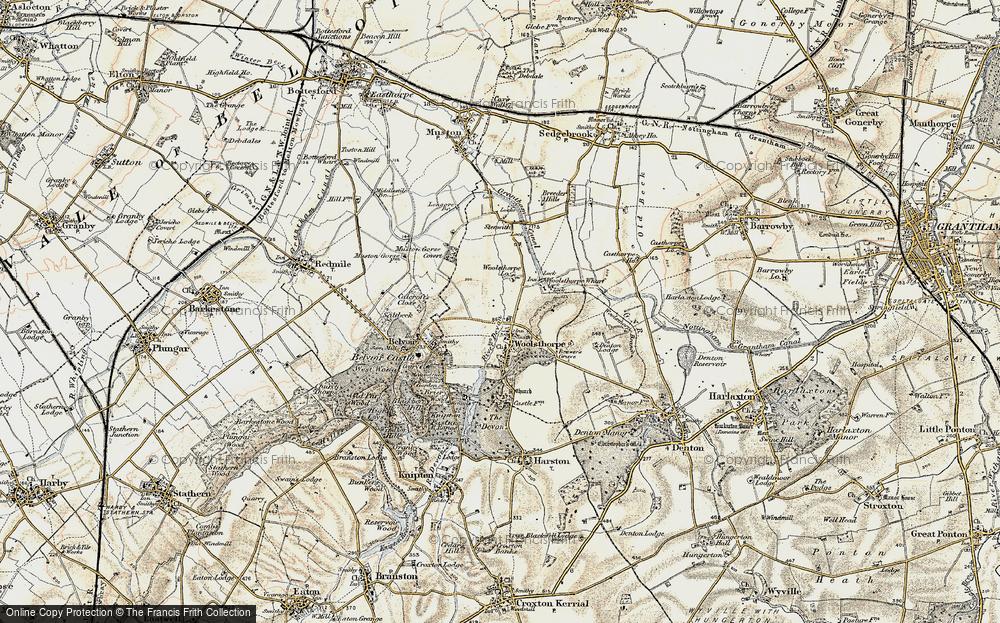 Woolsthorpe By Belvoir, 1902-1903