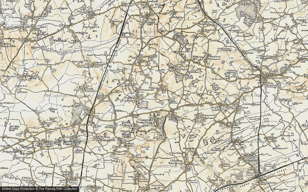 Woolston, 1899