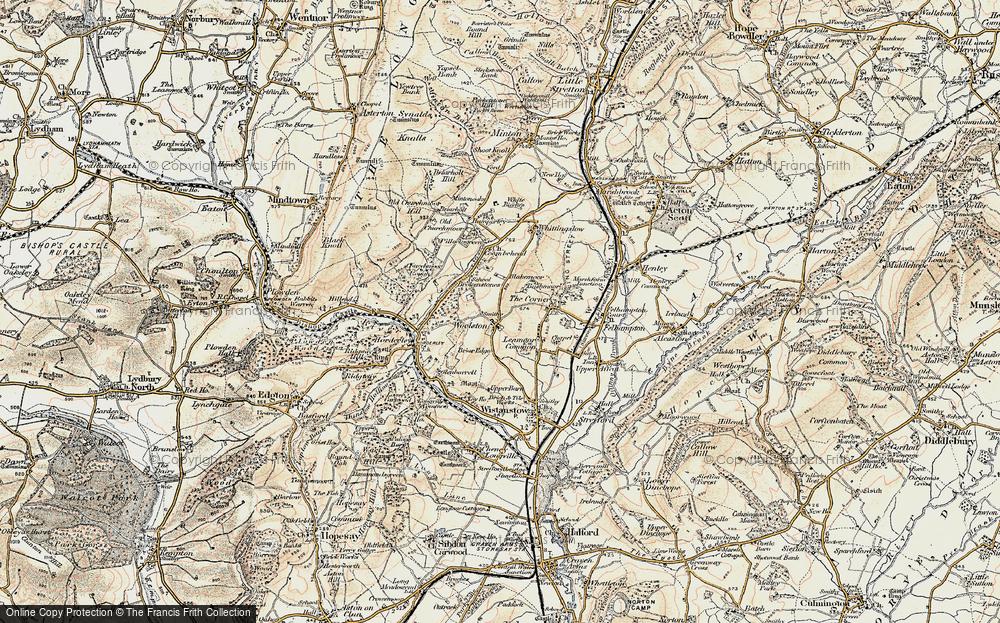 Woolston, 1902-1903