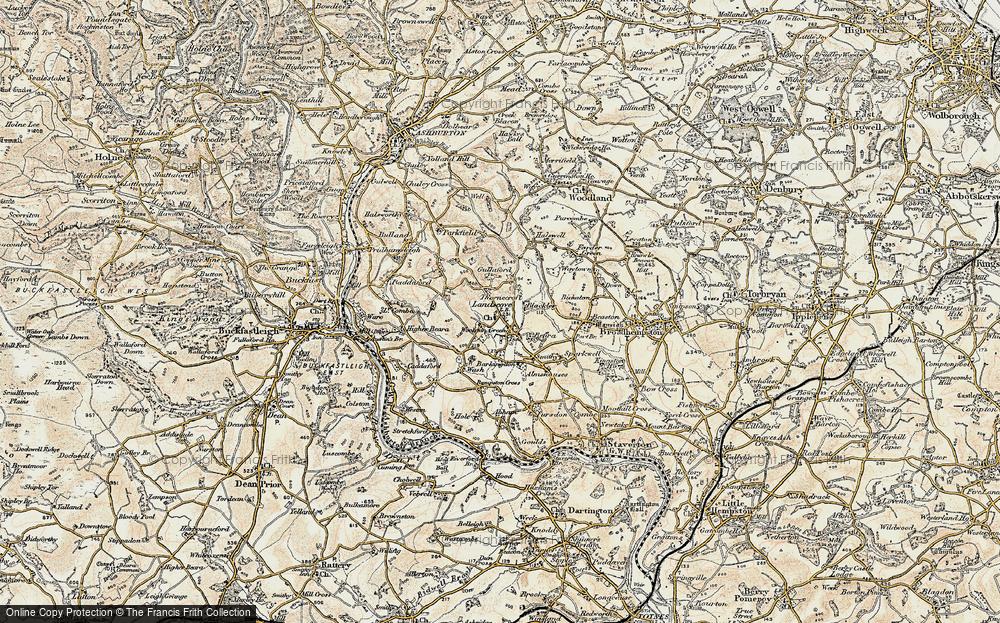 Woolston Green, 1899