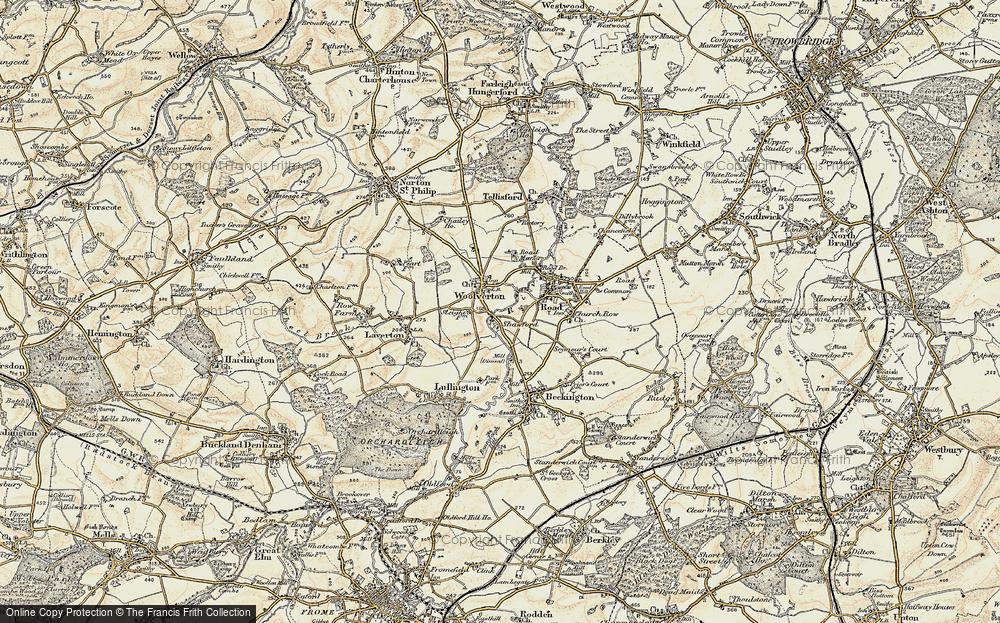 Woolverton, 1898-1899