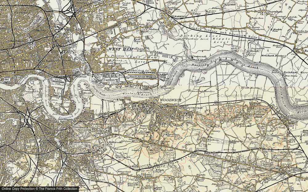 Woolwich, 1897-1902