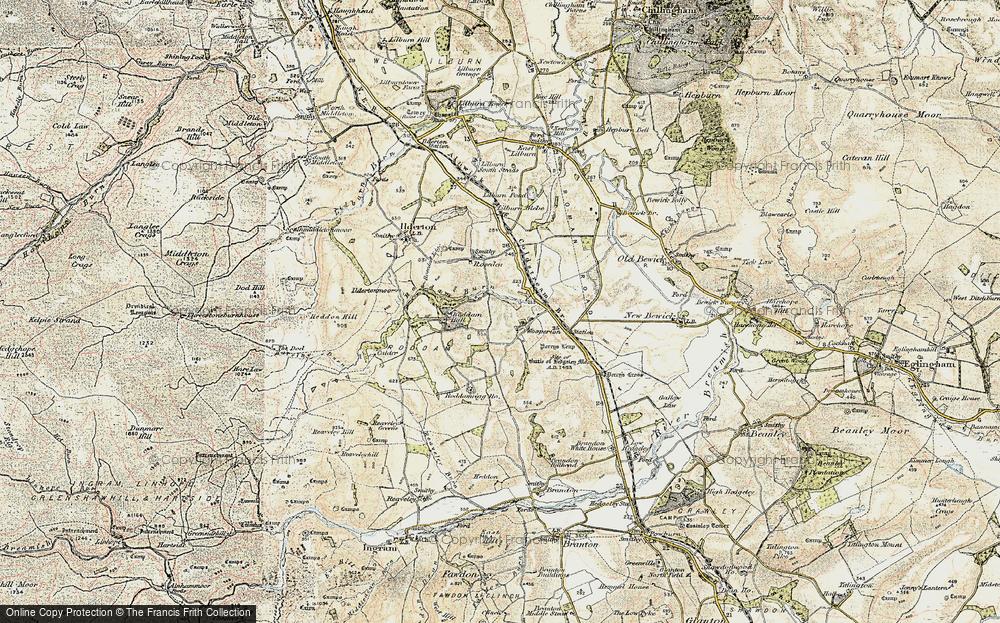 Wooperton, 1901-1903