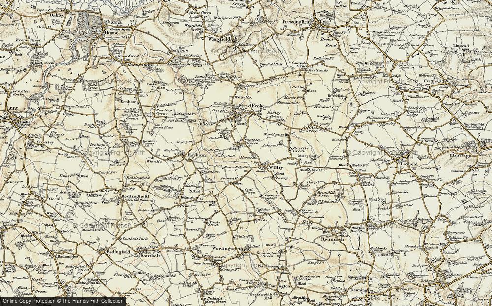Wootten Green, 1901