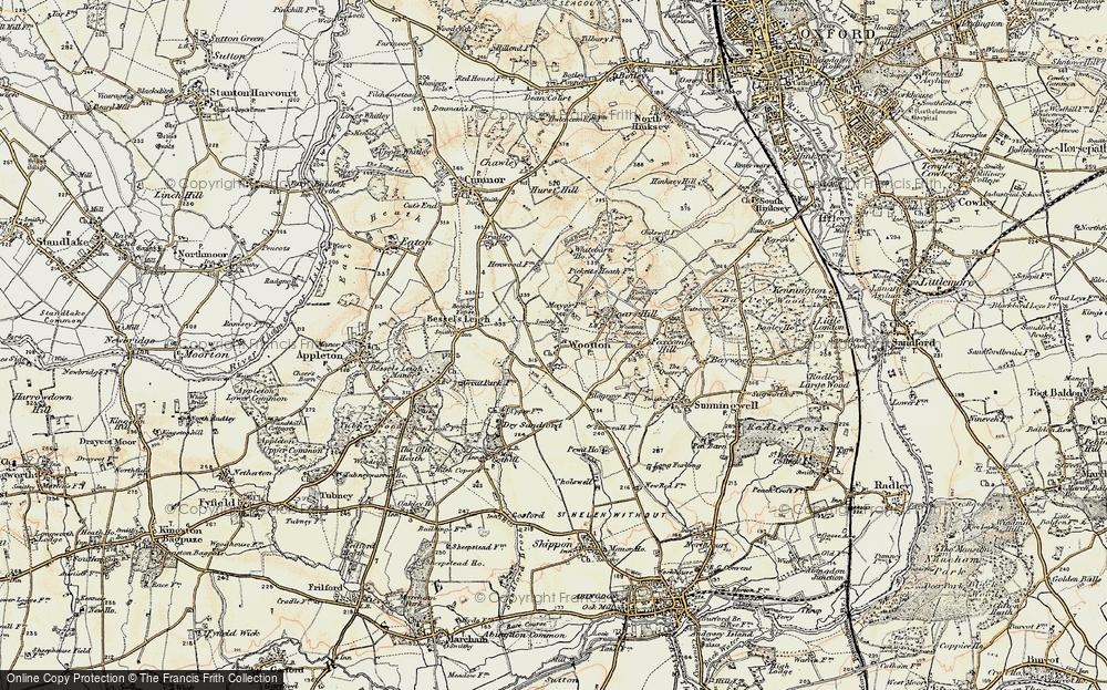 Wootton, 1897-1899