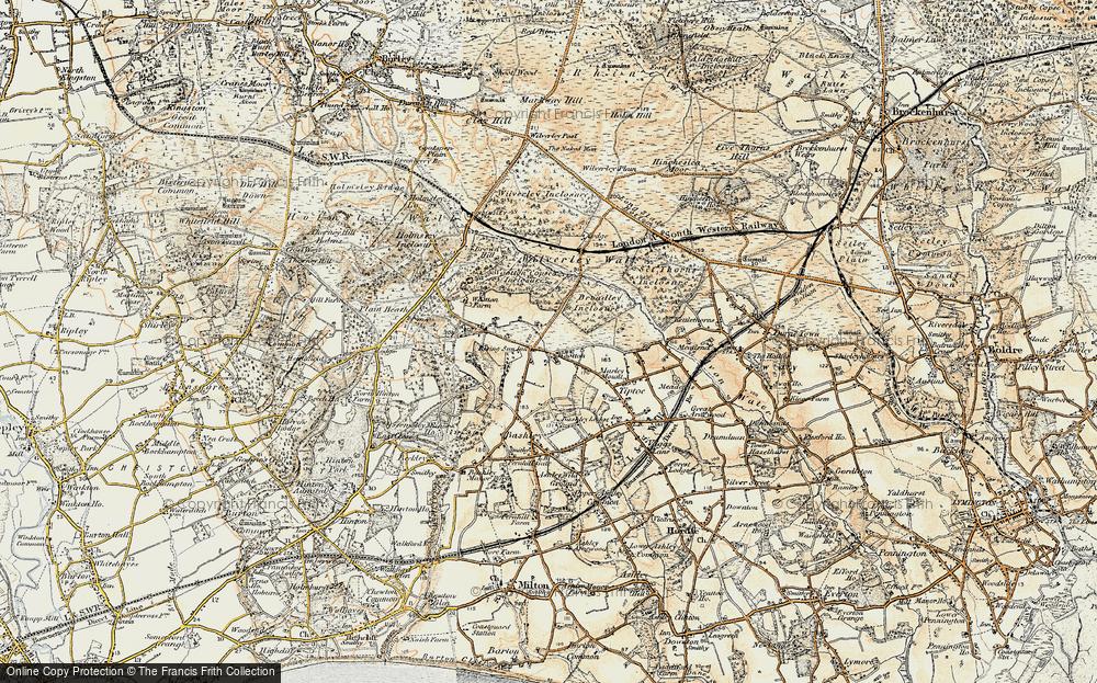 Wootton, 1897-1909
