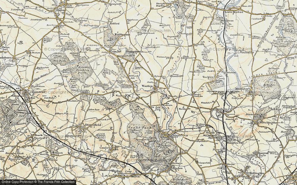 Wootton, 1898-1899