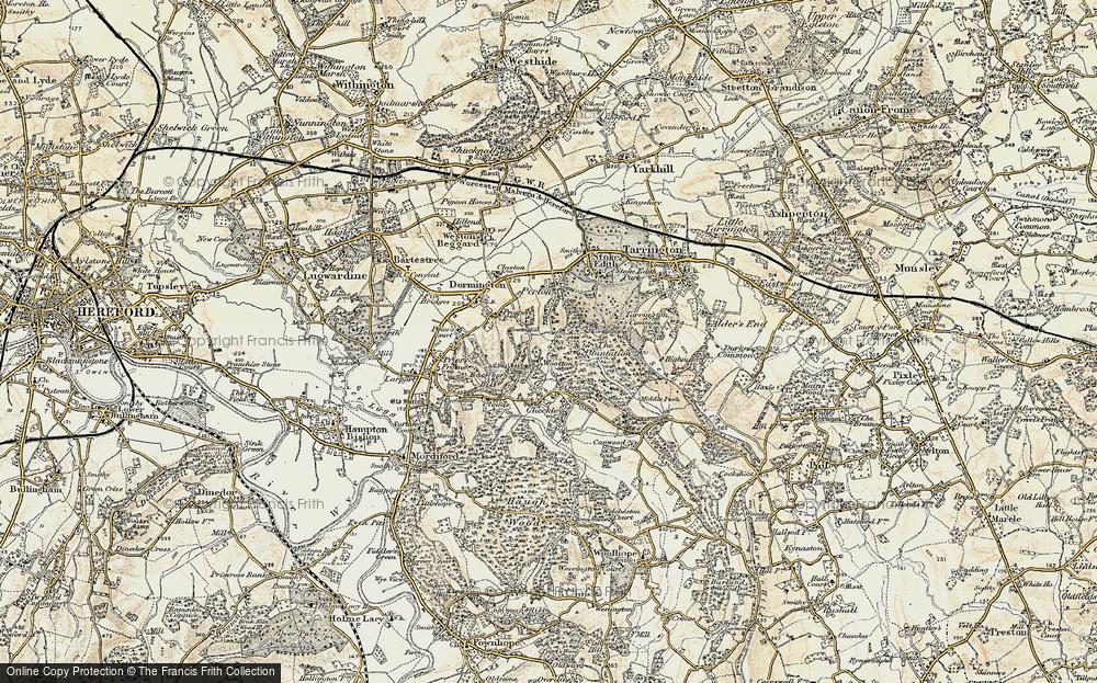 Wootton, 1899-1901