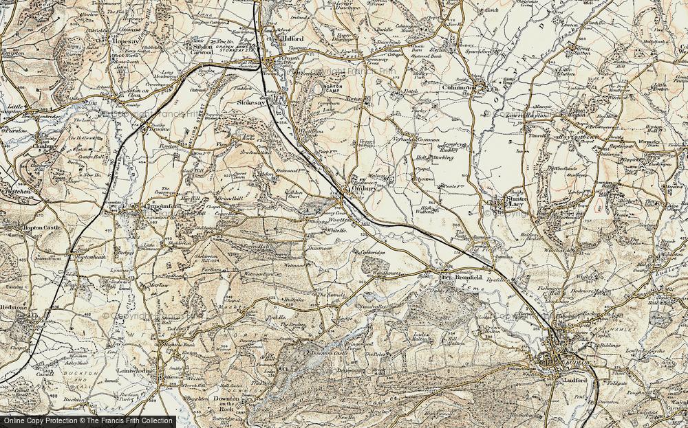 Wootton, 1901-1903