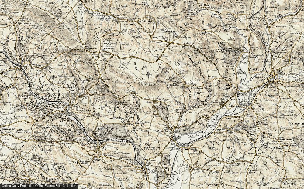 Wootton, 1902