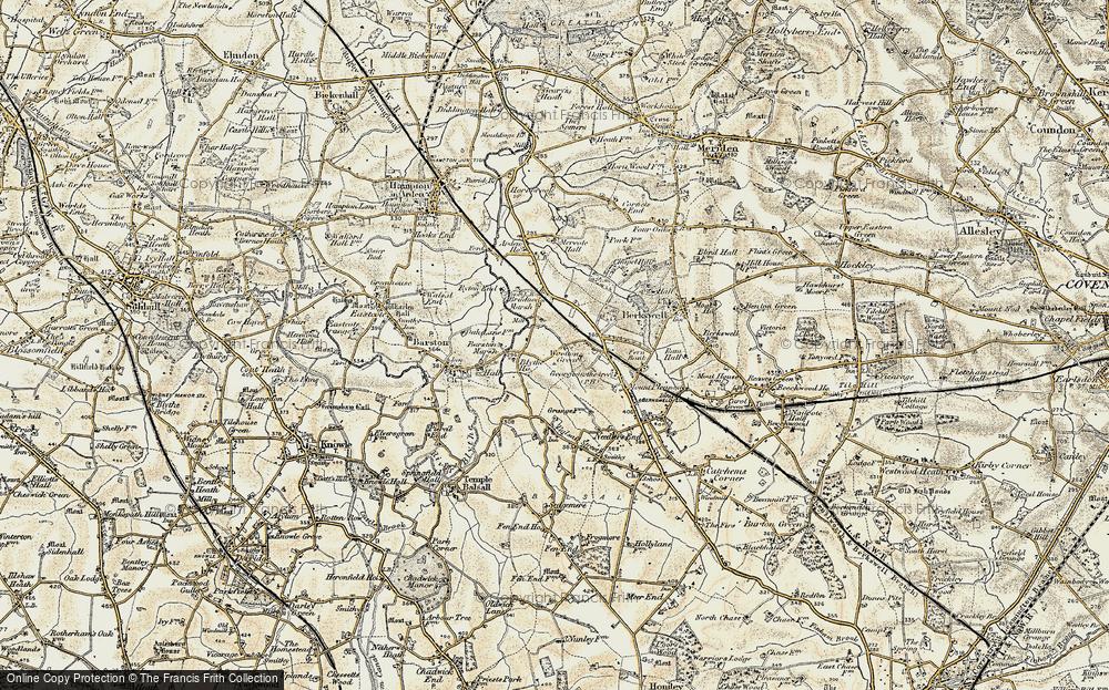 Wootton Green, 1901-1902