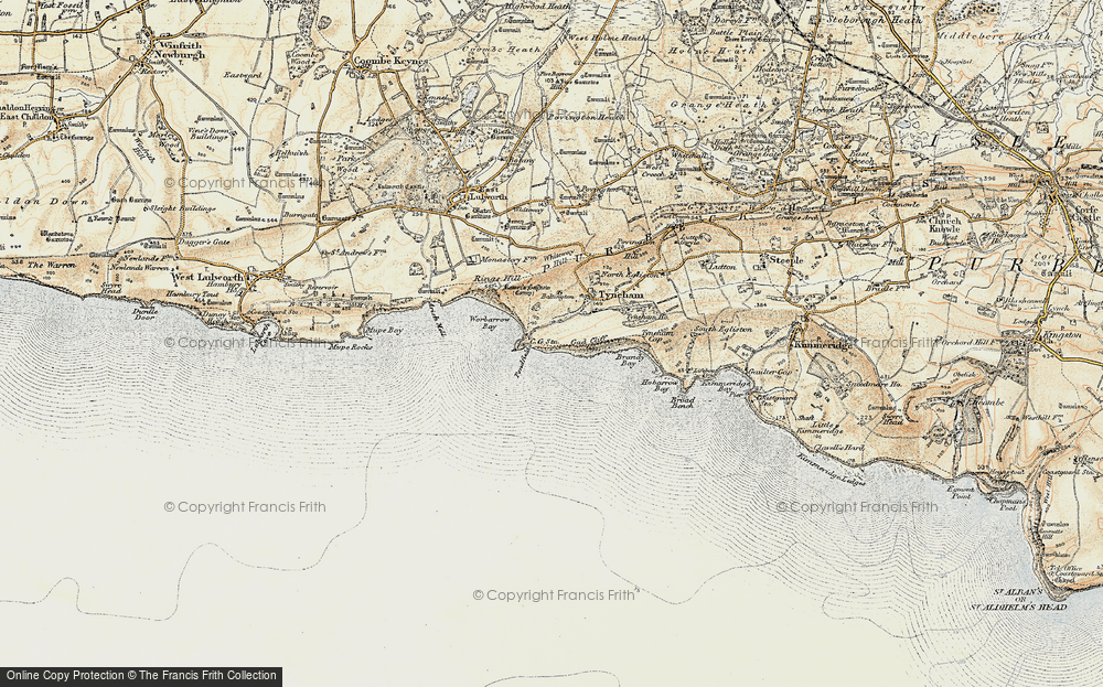 Worbarrow, 1899-1909