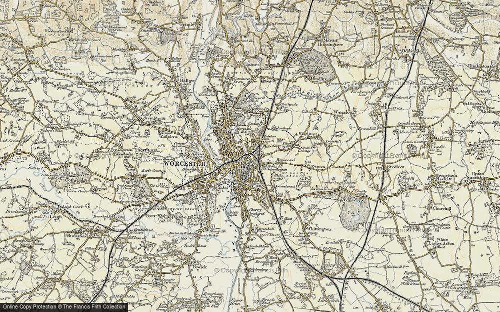 Worcester, 1899-1902