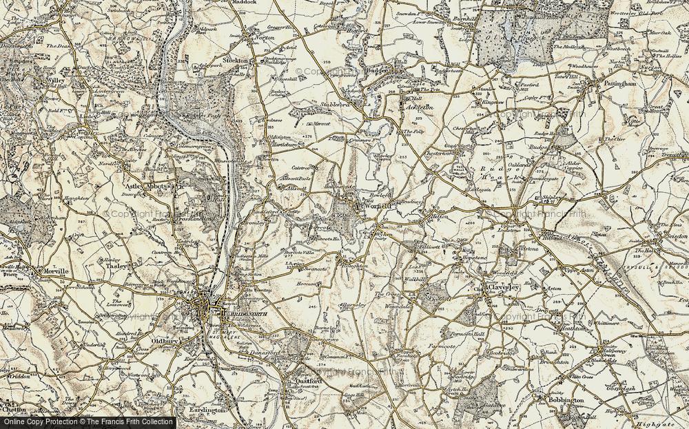 Worfield, 1902