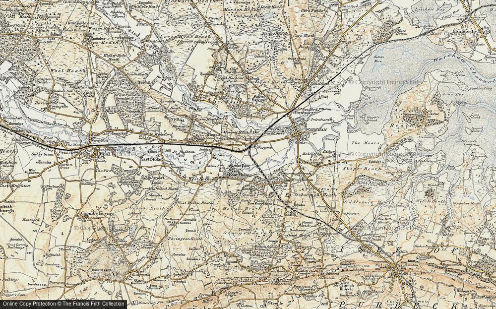 Worgret, 1899-1909