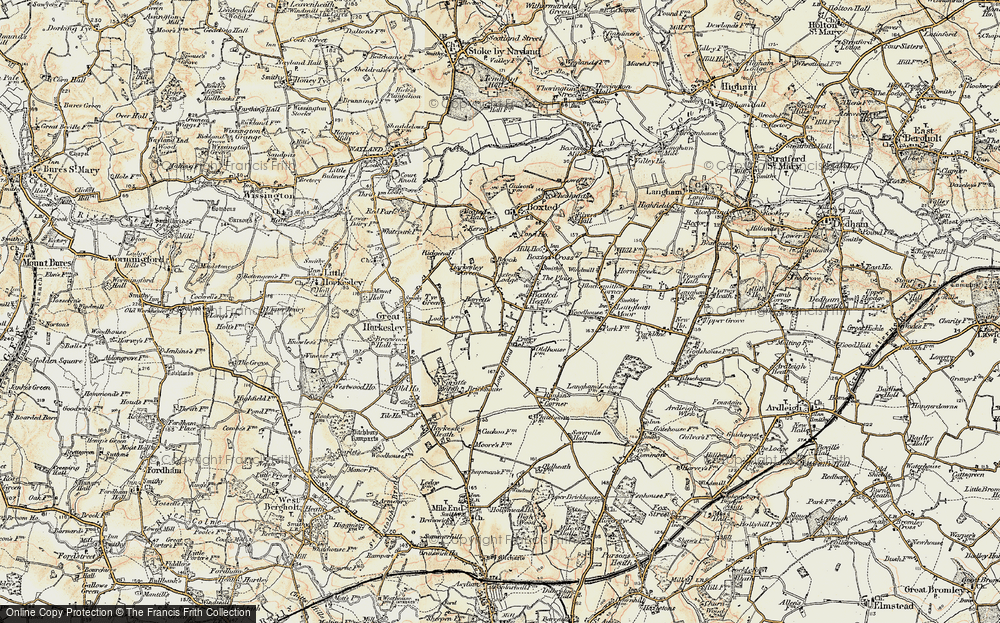 Workhouse Hill, 1898-1899