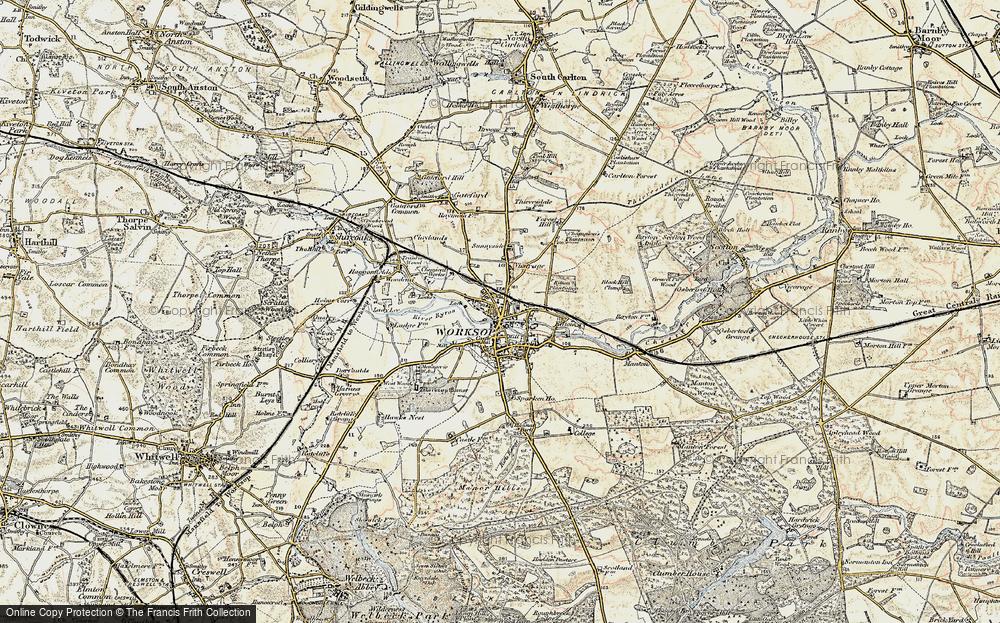 Worksop, 1902-1903
