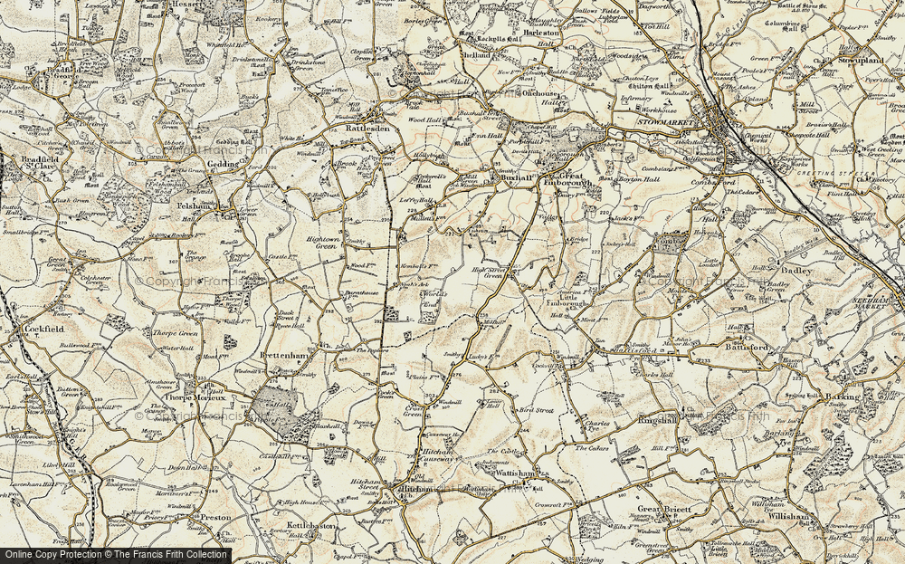 World's End, 1899-1901