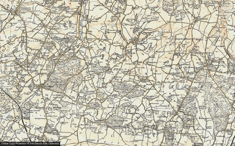 Worlds End, 1897-1899
