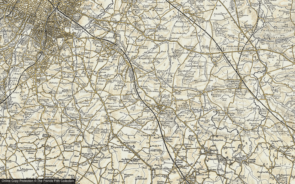 Worlds End, 1901-1902