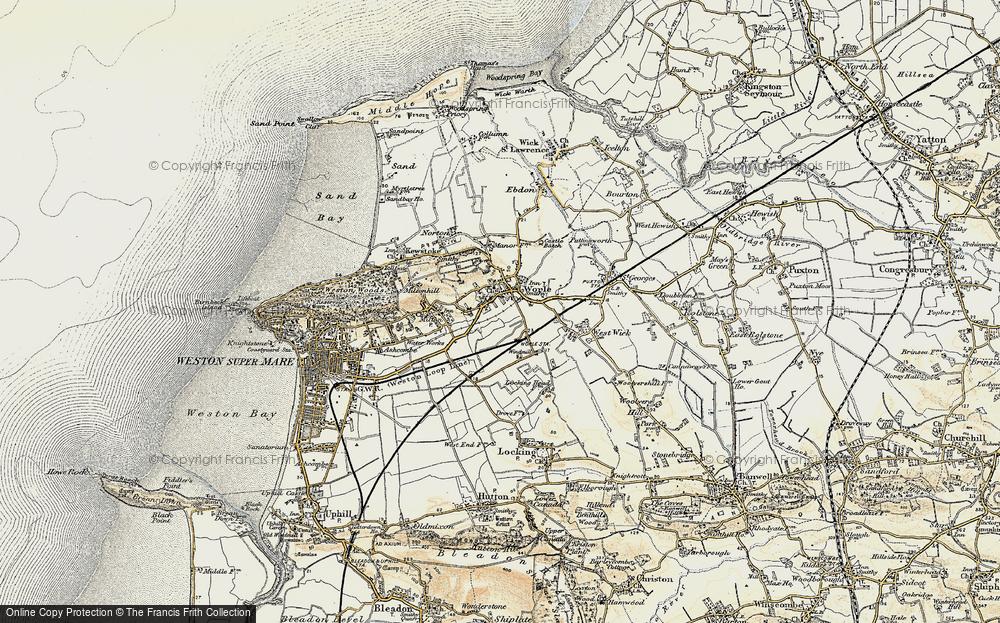 Worle, 1899-1900