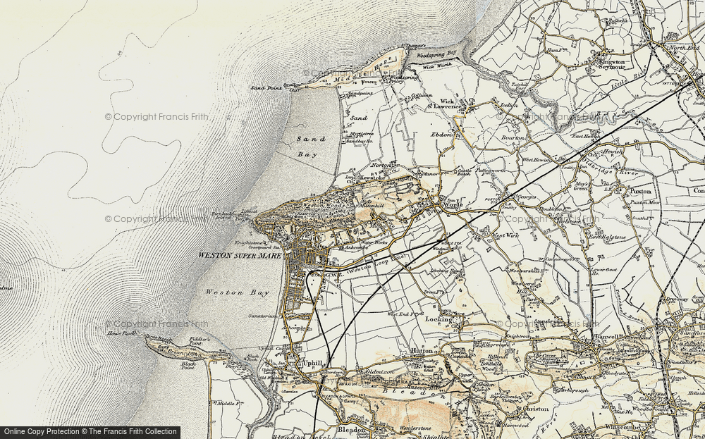 Worlebury, 1899-1900