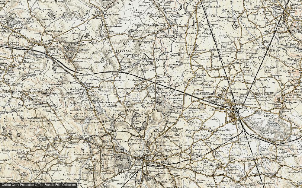 Worleston, 1902-1903