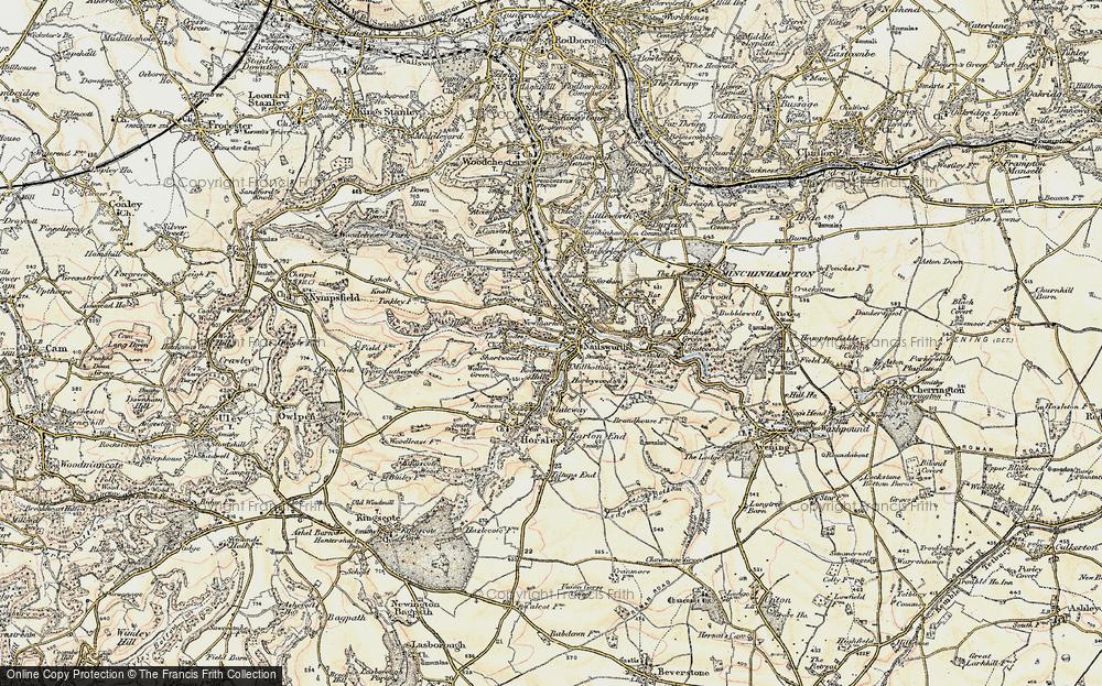 Worley, 1898-1900