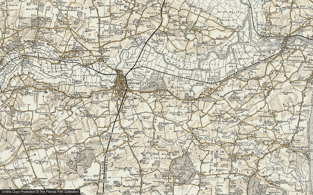 Worlingham, 1901-1902